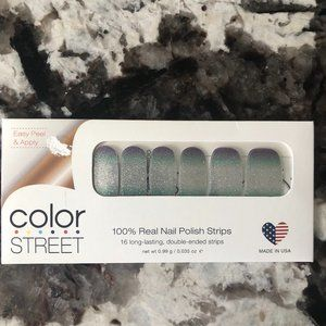 Pacific Waters! Color Street Nail Strips